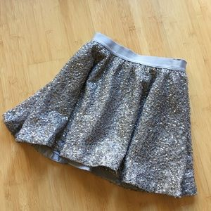 🍭GAP sequin skirt - M (8)